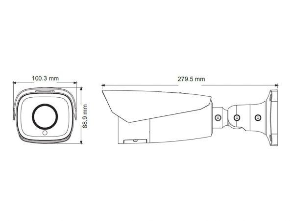 TD-9423A3-LR IP-відеокамера